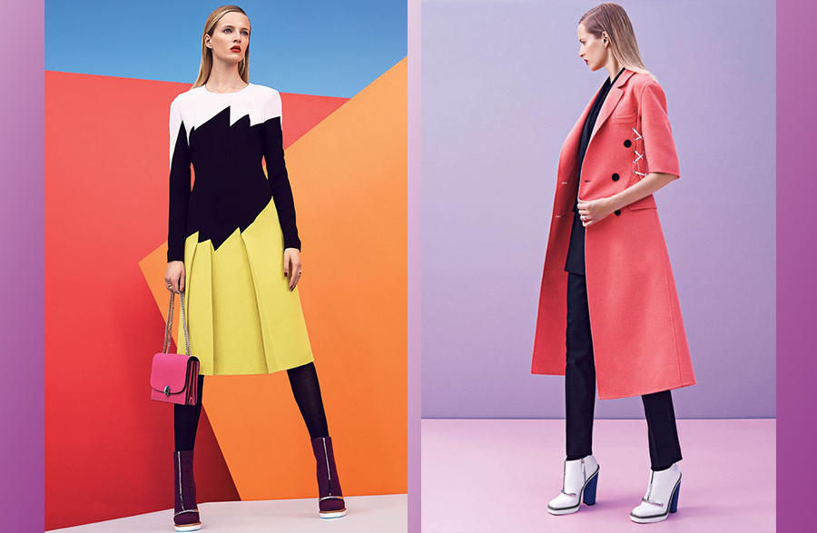 colorblock inspiration